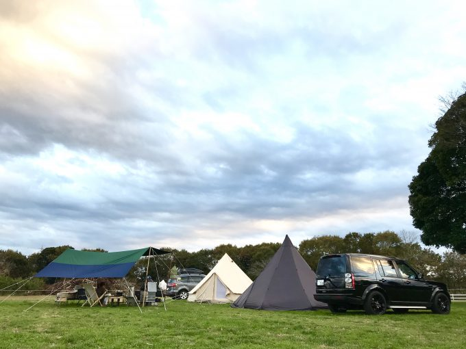 キャンプ ゆめ 牧場