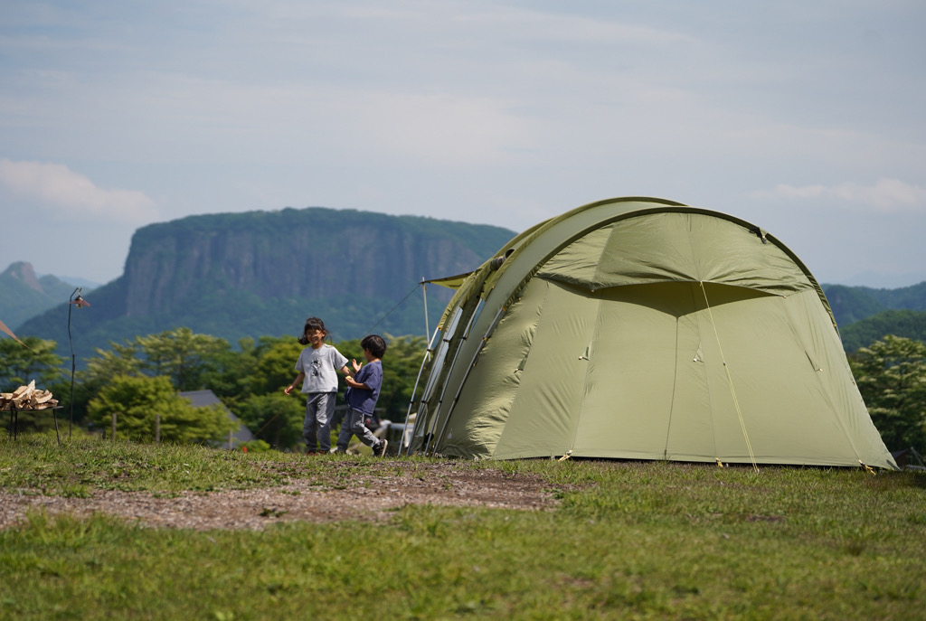 内山牧場キャンプ場